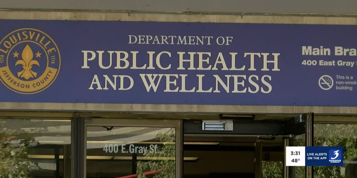 First flu related death reported in Louisville