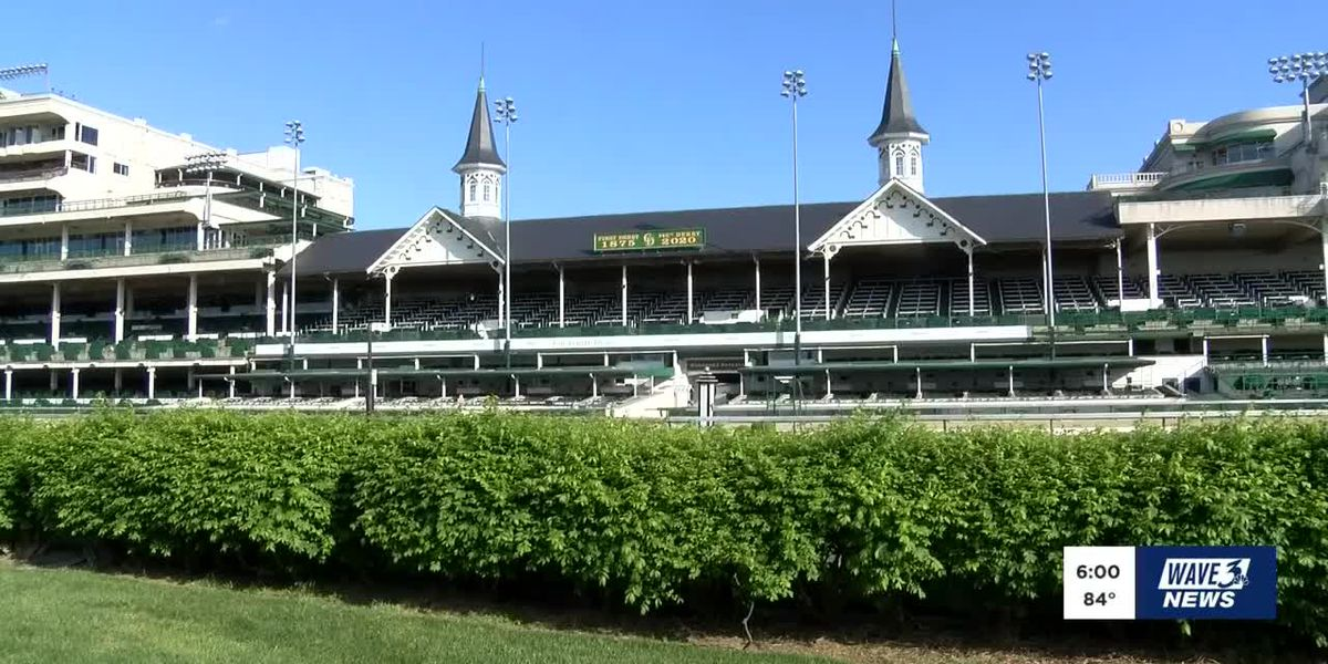 Maxfield passes test in return at Churchill Downs