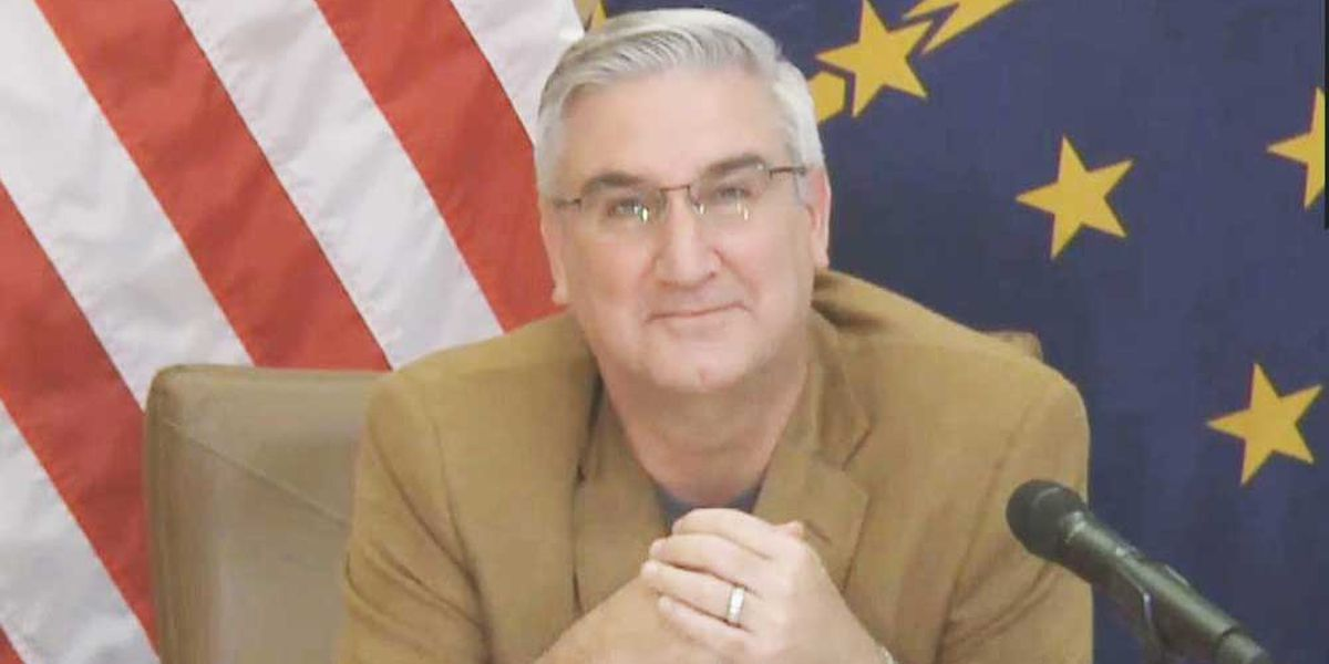 Gov. Holcomb quarantines after exposure to COVID-19