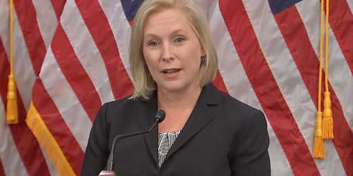 'I am going to run': Kirsten Gillibrand latest Democrat in 2020 field