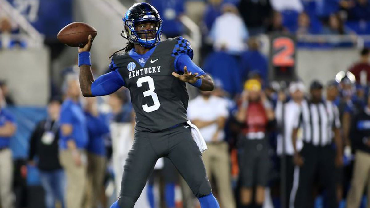 Wilson out, Gatewood named Cats starter for Saturday