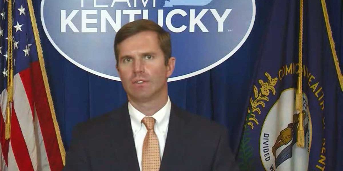 LIVE @ 4 PM : Governor Andy Beshear's August 5 COVID-19 briefing