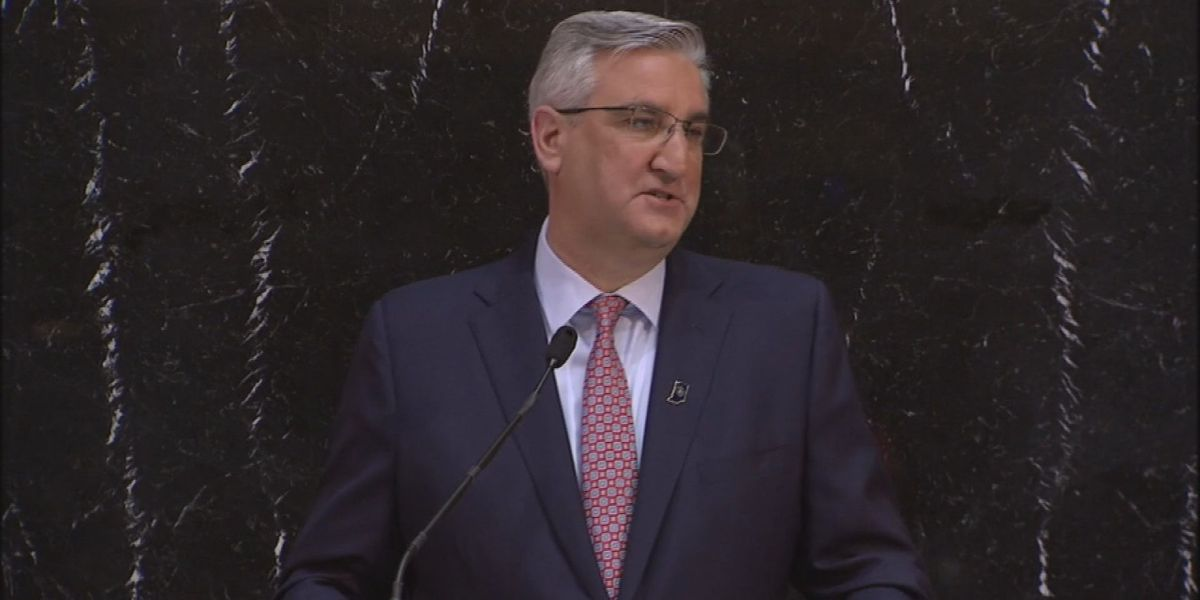 Gov. Holcomb outlines plan to free up funds for teacher pay boost during State of the State address