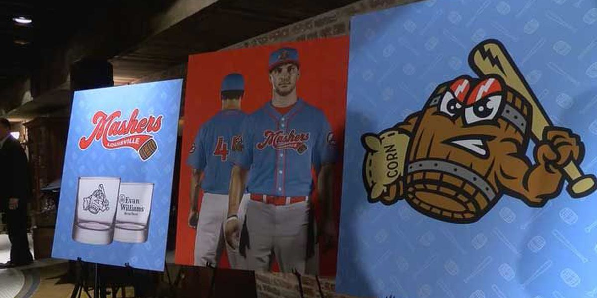 Bats to temporarily become Louisville Mashers for bourbon celebration