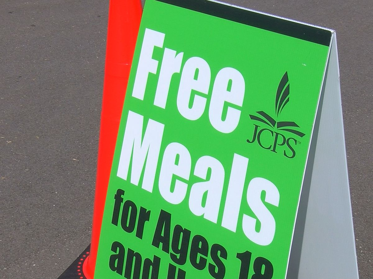 JCPS serves its 1 millionth meal since school closures