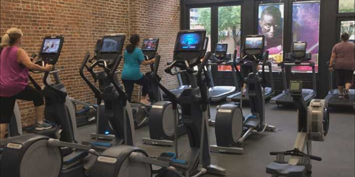 Humana opens health club in downtown Louisville