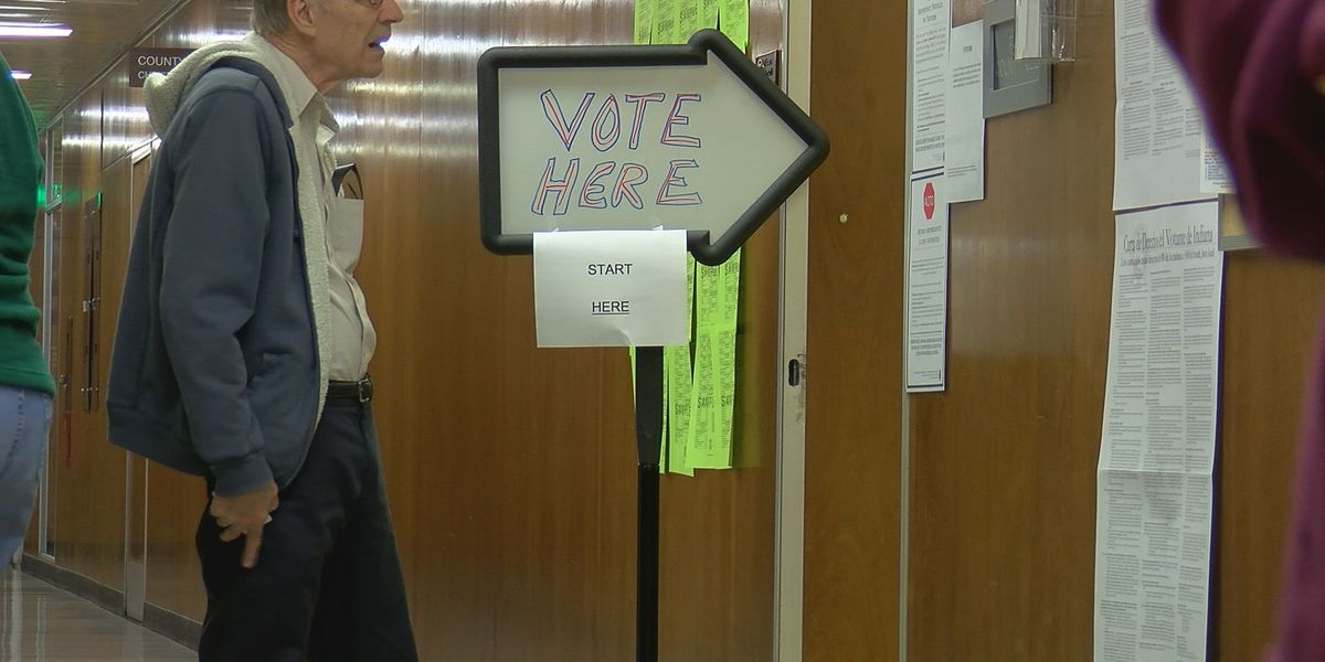 Constitutional amendment on ballot for Indiana voters