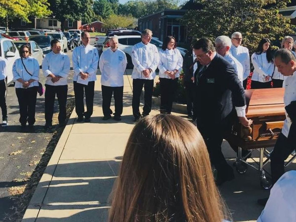 Legendary Louisville chef Dean Corbett laid to rest