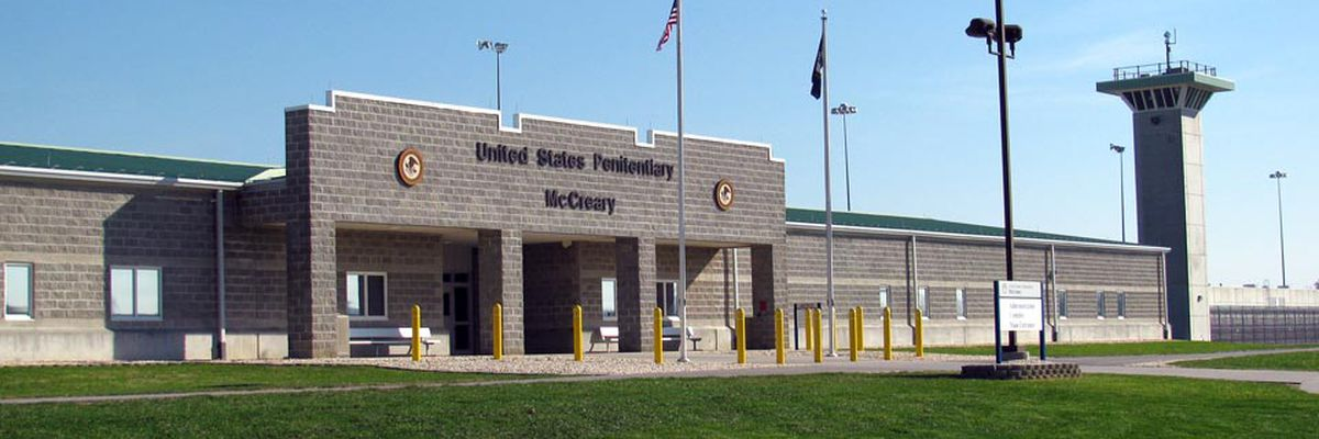 Inmate dies in altercation at federal prison in Kentucky