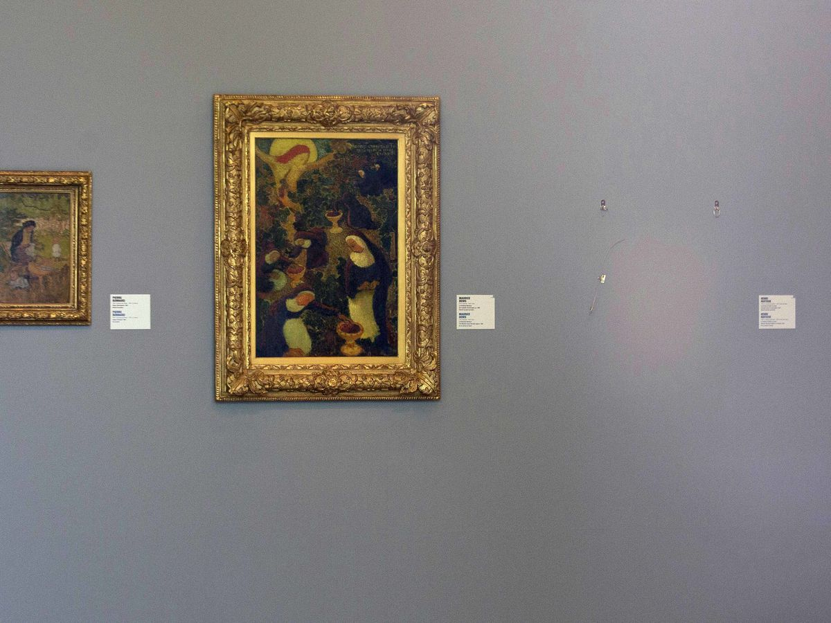 Painting found in Romania studied as possibly stolen Picasso