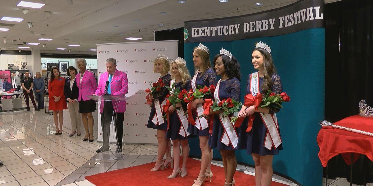 Kentucky Derby Festival royal court announced