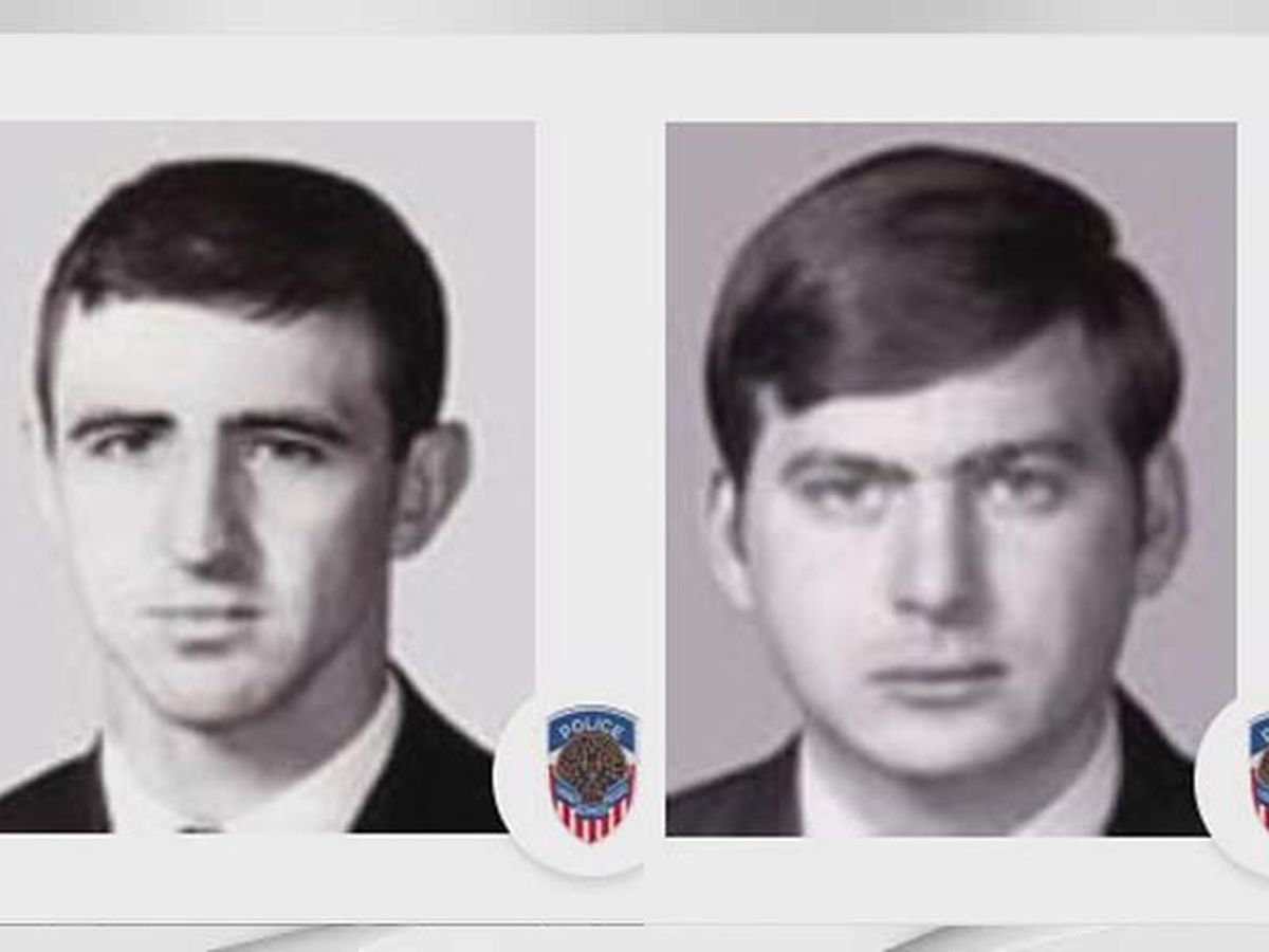 Remembering slain Louisville officers 50 years later