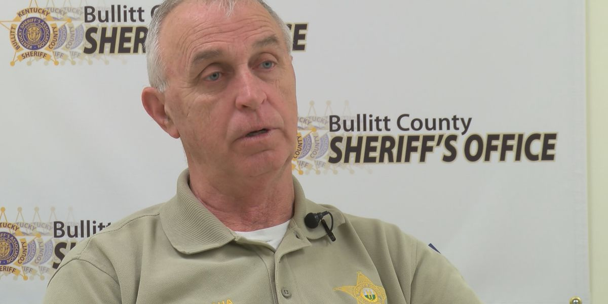 Bullitt Co. Sheriff remembers beloved long-time Lieutenant