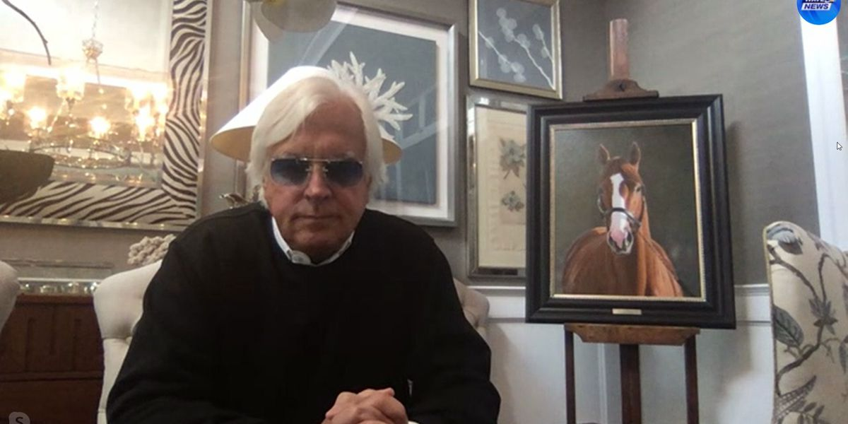 Baffert says no Derby for Concert Tour