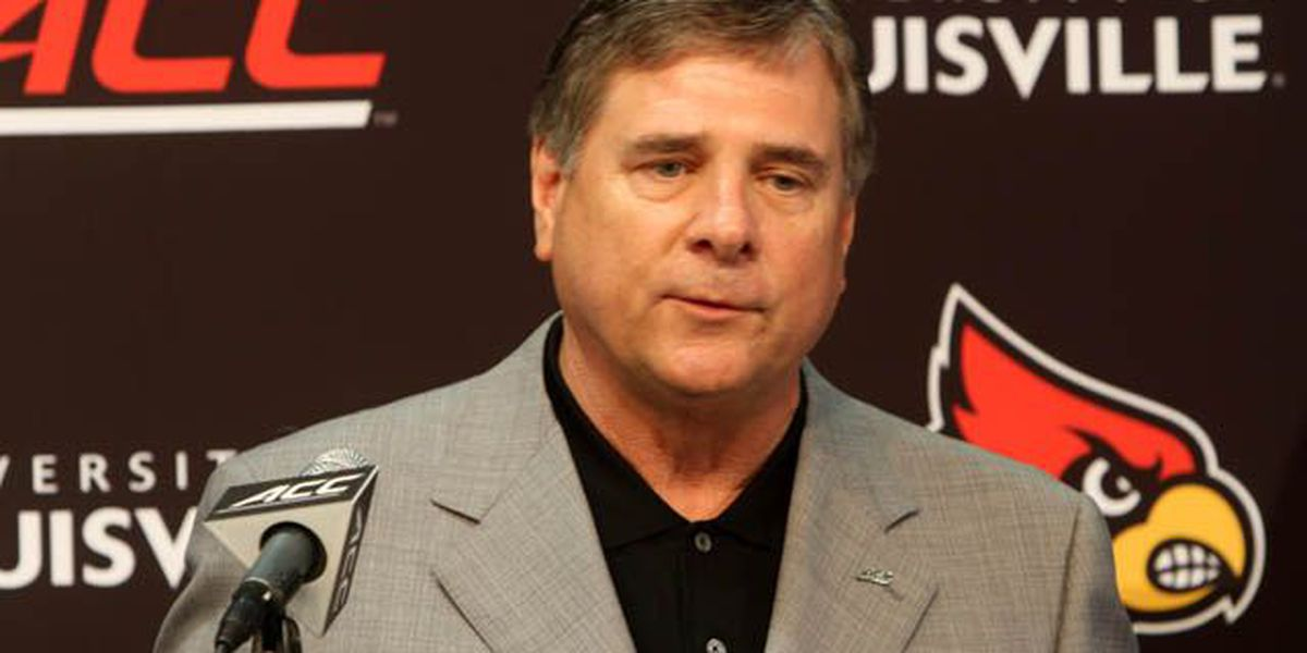 UofL Athletic Director responds to Schnatter comment controversy