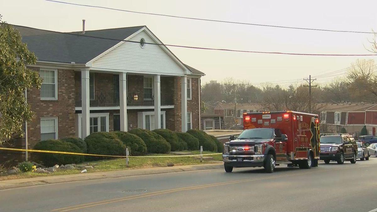 Louisville woman shot, killed; suspect found dead inside vehicle on I-264W