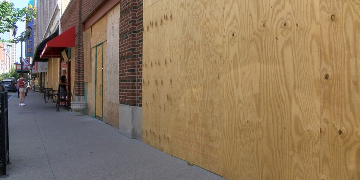 4th Street business owners nervous as grand jury's Breonna Taylor decision looms