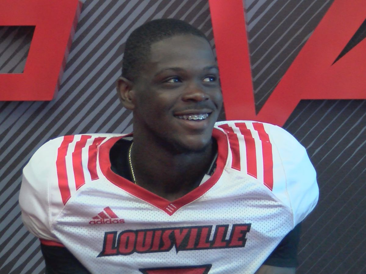 UofL's Cunningham prepares for Saturday start