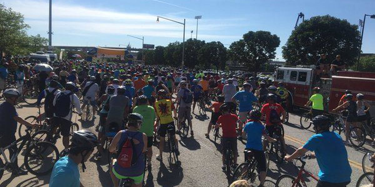 Mayor's Hike, Bike & Paddle encourages healthy lifestyles for WAVE Country