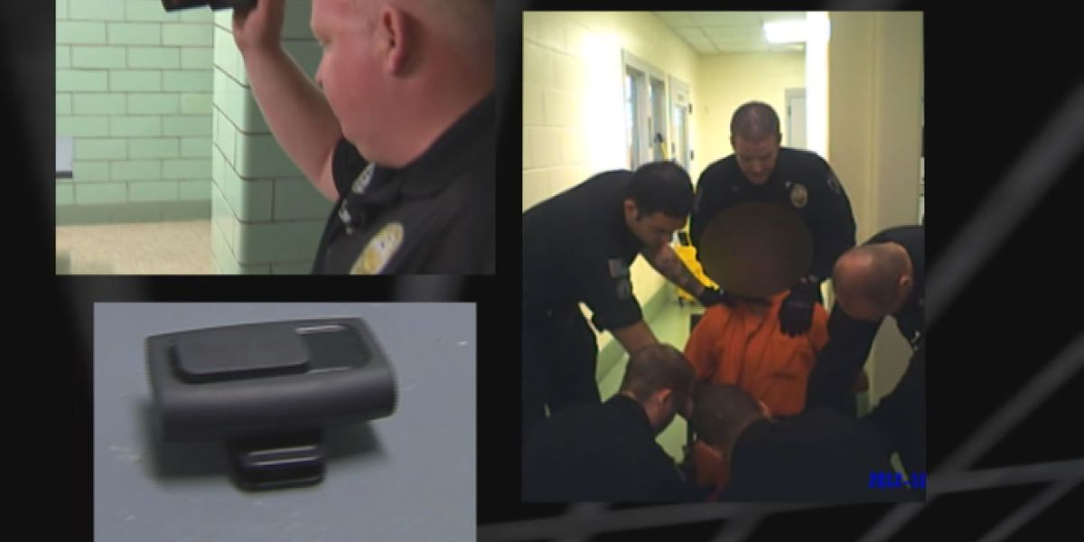 Investigation: Tracking the use of body cameras in KY jails