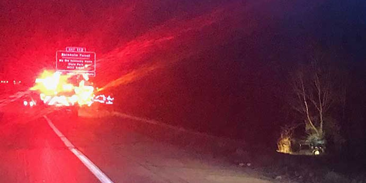 Person dies on I-65 South after 2 separate crashes in Bullitt County