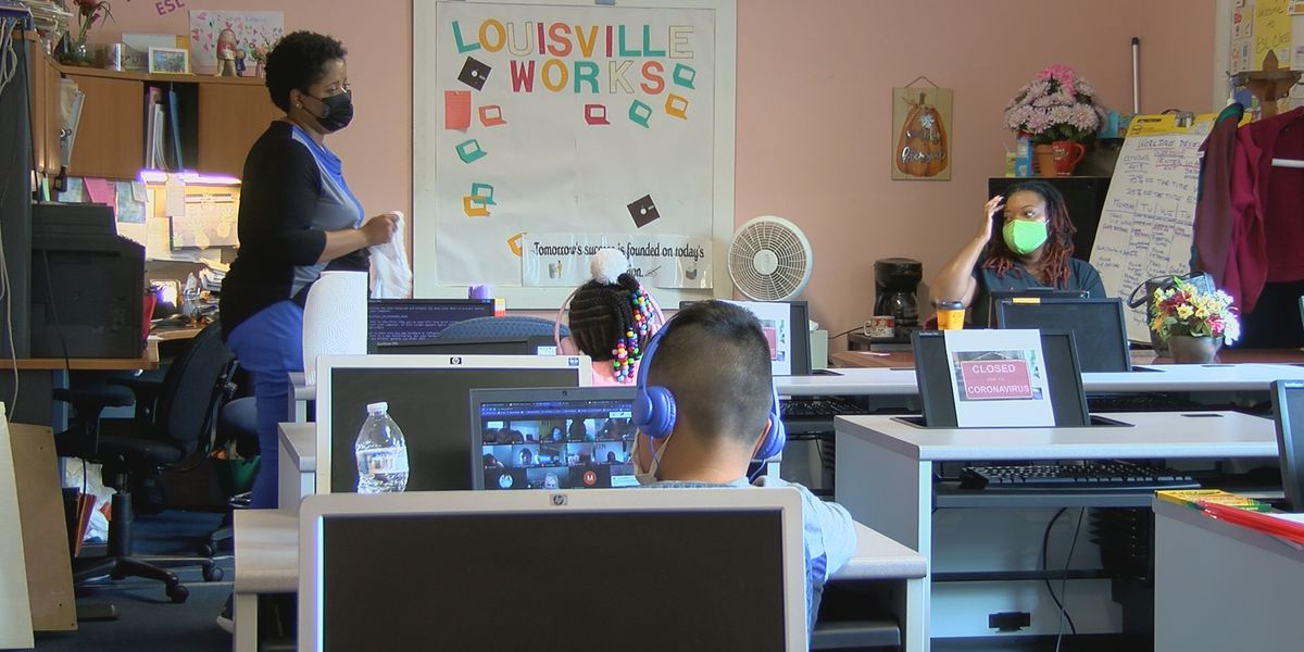 Louisville non-profit offers NTI support by launching community learning hub