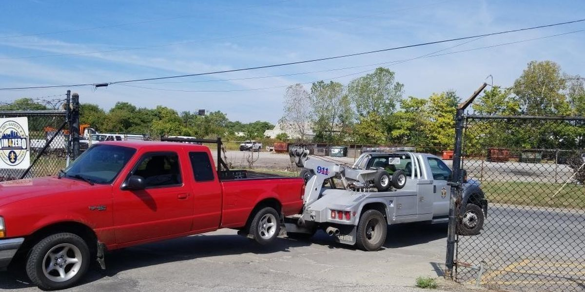 Metro Solid Waste Enforcement impounds 10th illegal dumping vehicle