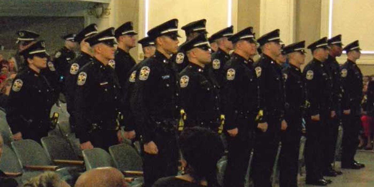 LMPD adds 31 officers