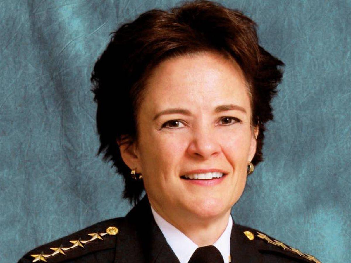 New LMPD chief sworn in