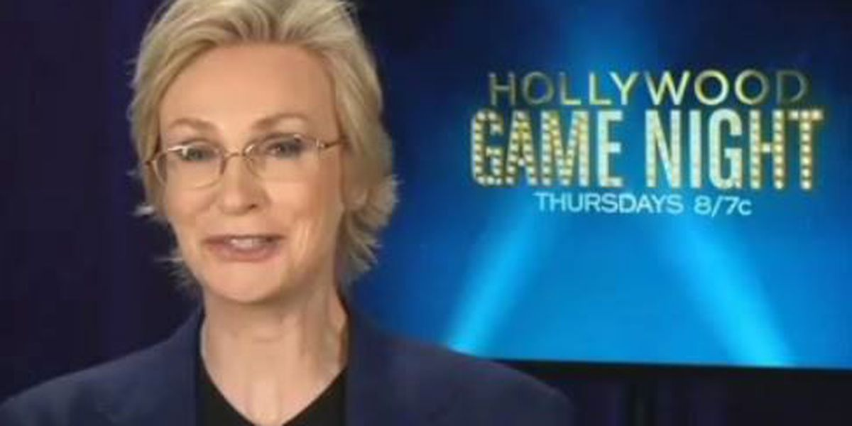 VIDEO: 'Zombies vs. The Government' on 'Hollywood Game Night' premiere, Jane Lynch says