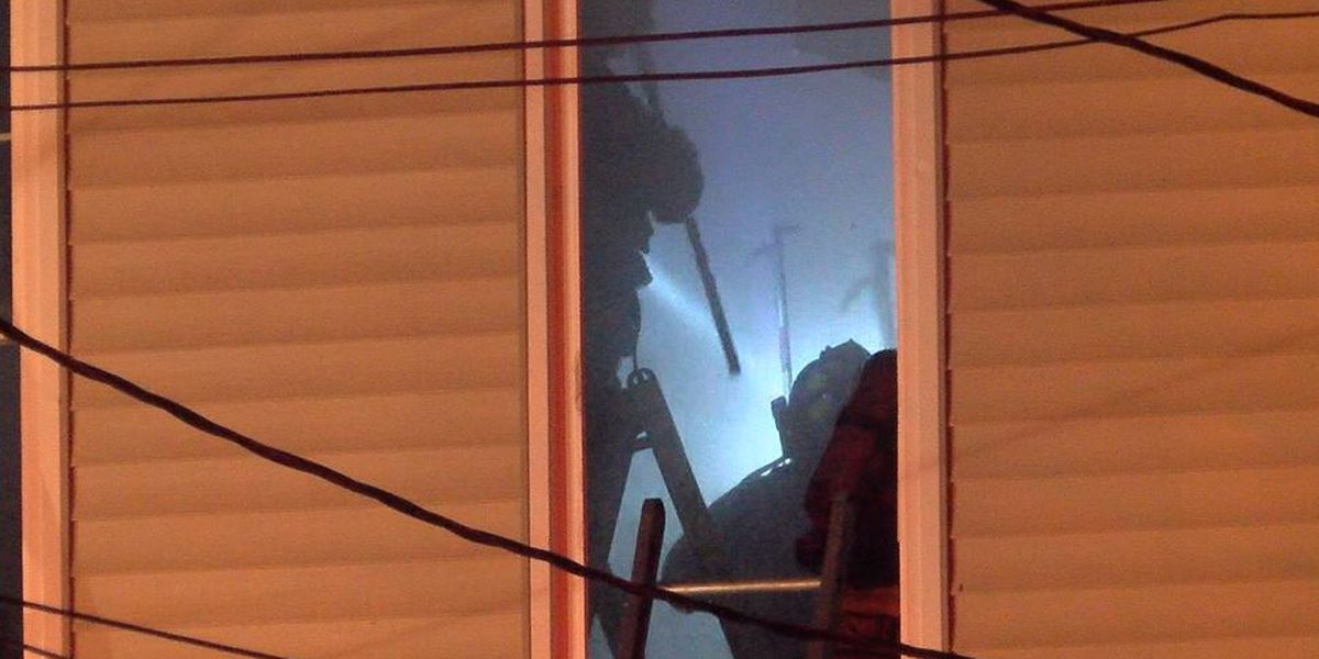 Fire breaks out at home being renovated in Portland