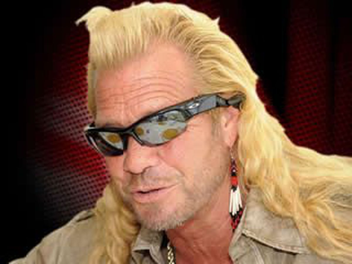 Dog the Bounty Hunter joins the manhunt for fugitive Shawn Christy