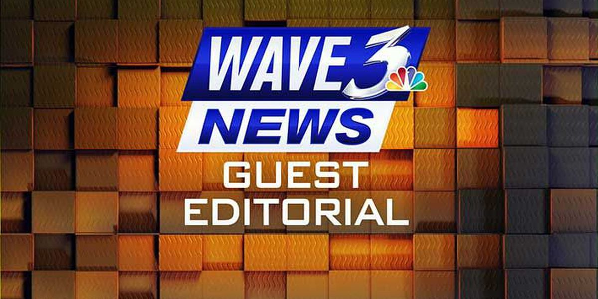 WAVE 3 News Guest Editorial - May 8, 2018: National Salvation Army Week
