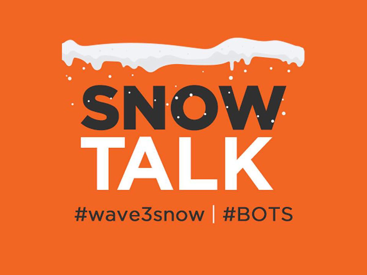 SnowTALK! Weather Blog: Monday Edition