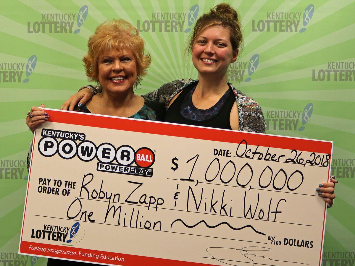 Mom, daughter score winning $1 million Powerball ticket in