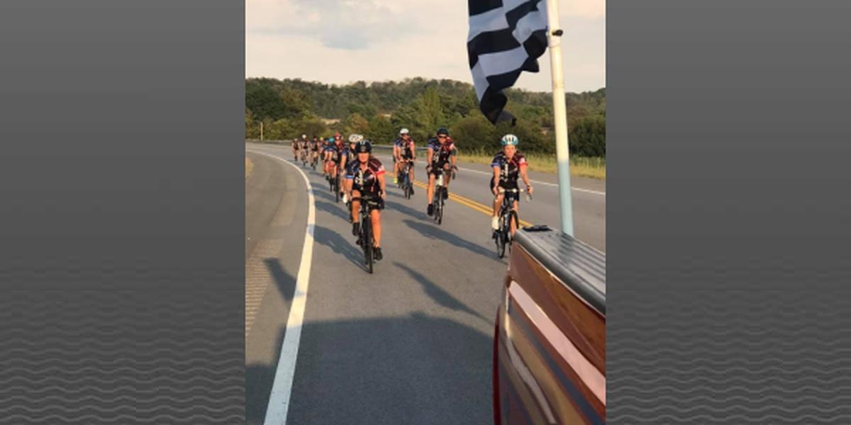 Innagural Brotherhood Ride honors fallen first responders