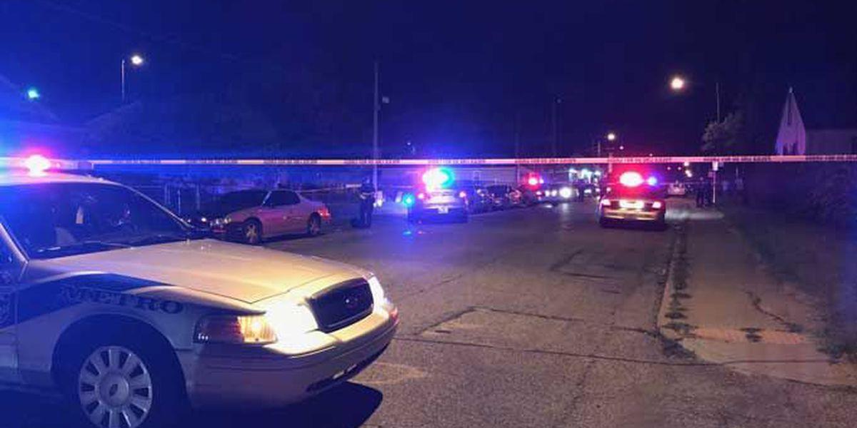 Man found shot on front porch in Chickasaw dies