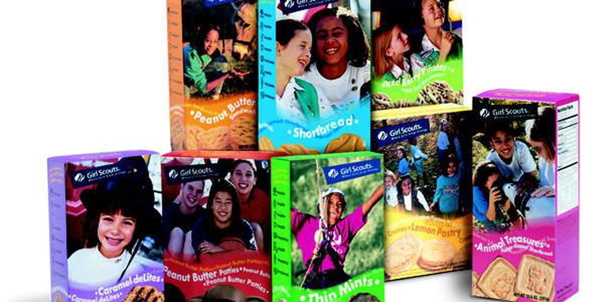Cookie thief steals $1,600 worth of sweets from Girl Scouts