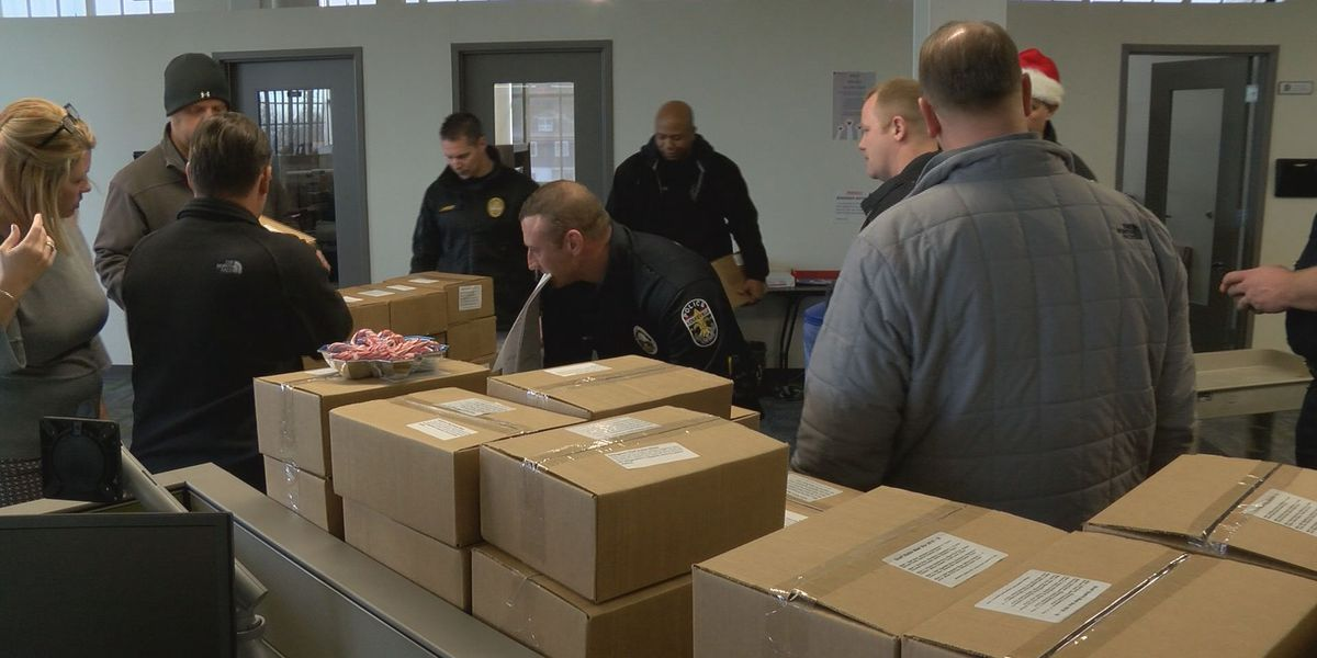 LMPD joins Meals on Wheels to deliver 'shelf-stable' food