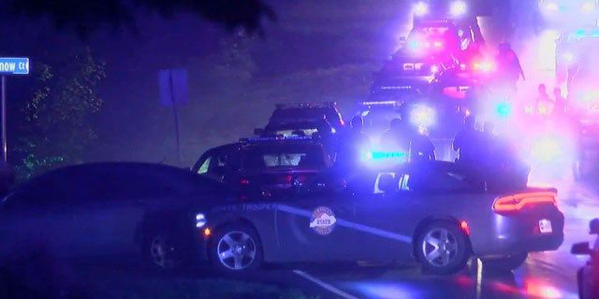 Suspect involved in multi-county pursuit killed by KSP troopers during shootout in Bardstown