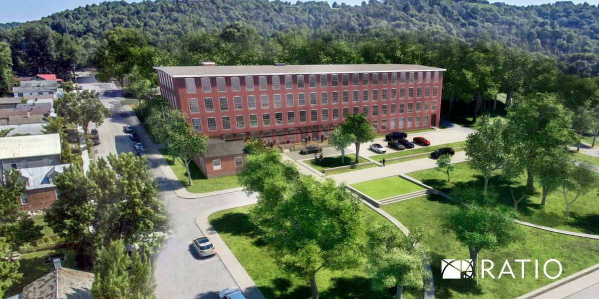 Hotel, convention center coming to former Eagle Cotton Mill