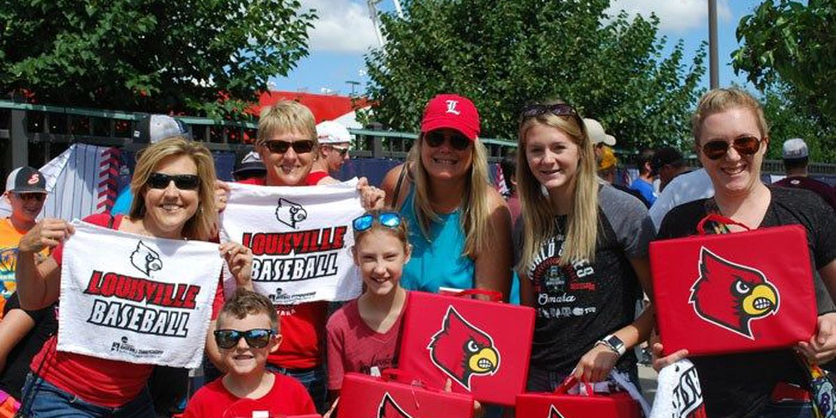 SLIDESHOW: Cards fans take over Omaha for College World Series