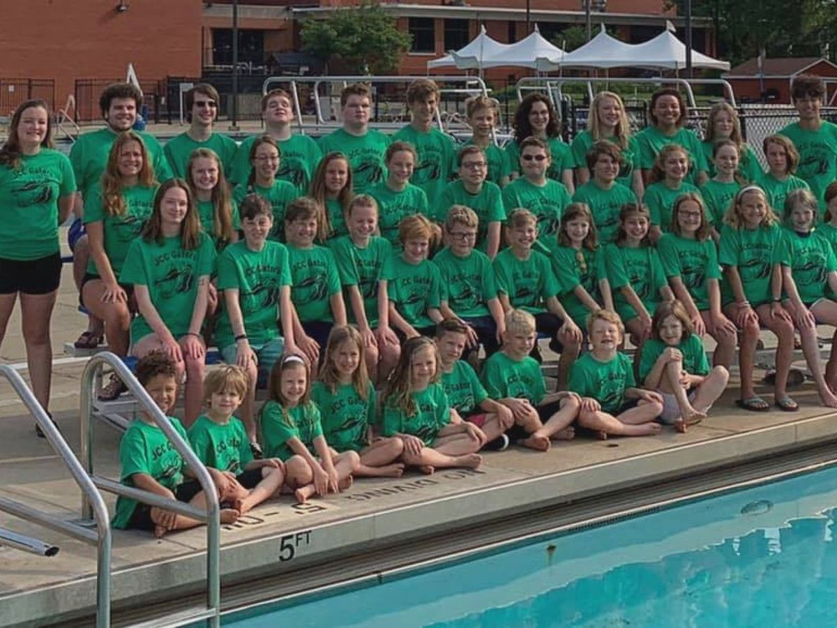 JCC Gators swim to another title