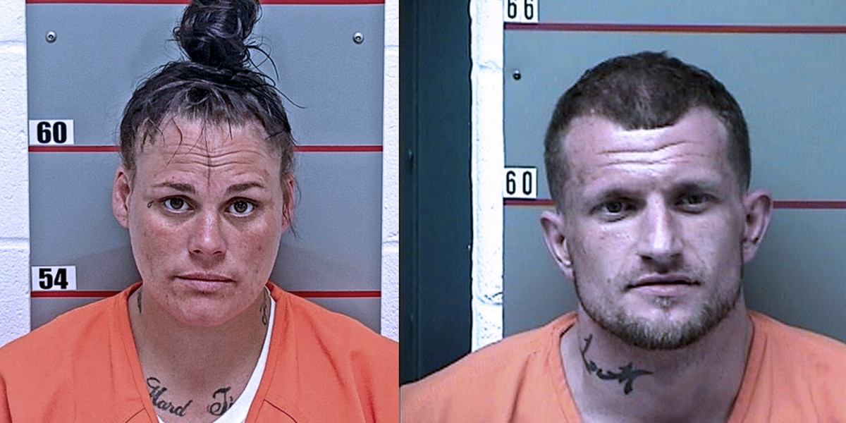 Radcliff pair arrested after multi-county chase pulling stolen camper