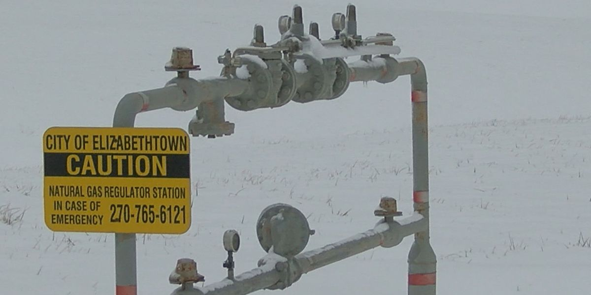 Etown residents heed call to conserve energy amid out-of-state pipeline freeze