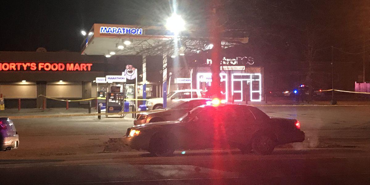 1 person shot near gas station in Shawnee neighborhood