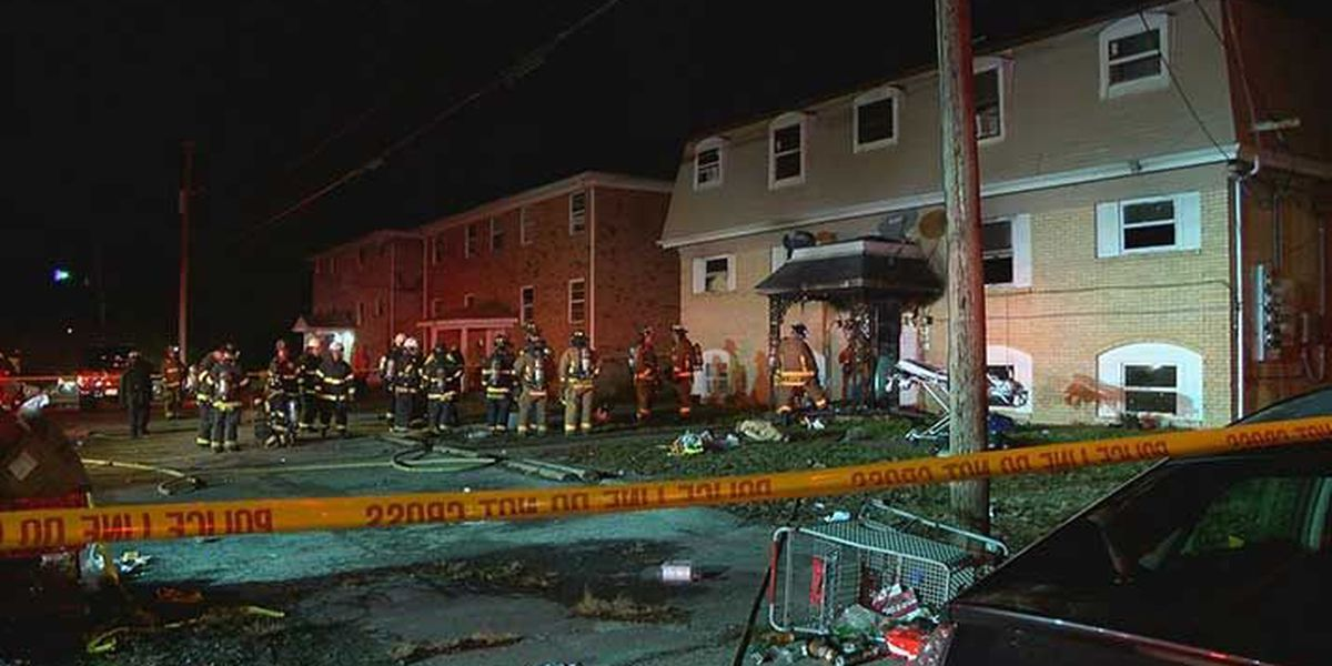 Lawsuit filed in deadly Shanks Lane apartment fire