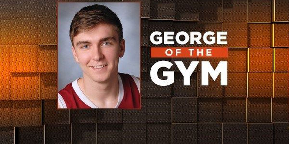George Of The Gym: Bellarmine senior getting nostalgic as career winds down
