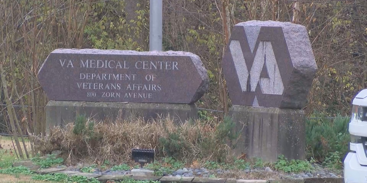 Louisville VA Center seeing COVID cases decline among workers after first round of vaccinations