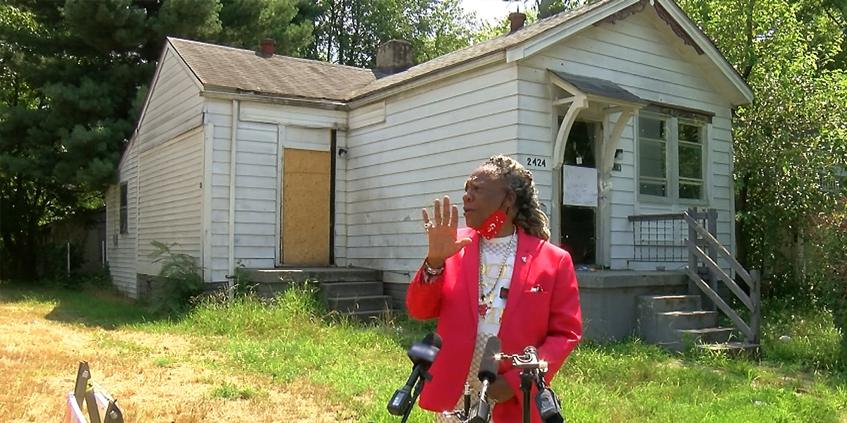 City buys home rented by Breonna Taylor's ex-boyfriend for $1 as new allegations arise